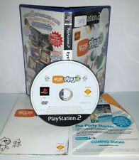 EYE TOY PLAY 2 - Playstation 2 Ps2 Play Station Gioco Bambini Game