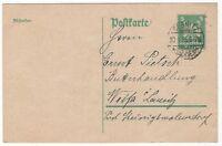 8/85 AK POSTKARTE BUTTERHANDLUNG WEIFA LAUSITZ POST STEINIGTWOLMSDORF 1925