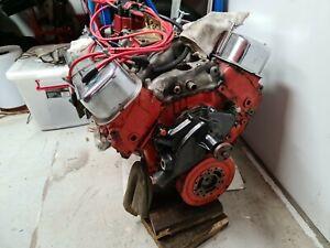 427 Big Block Chevy Engine