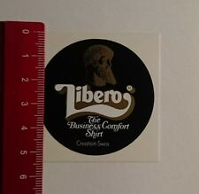 Aufkleber/Sticker: Libero the Business Comfort shirt (070317124)