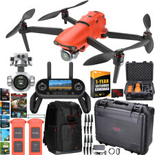 Autel EVO 2 Pro Drone Quadcopter EVO II 6K Rugged Combo Extended Warranty Bundle