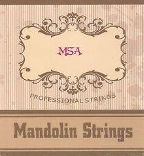 Mandolinensaiten MS60 3 Satz Markenqualität Msa-alice 011-040 Saiten Mandoline