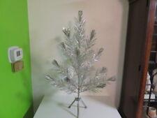 ALUMINUM CHRISTMAS TREE-3 FOOT TREE-CRAFTHOUSE FAIRYLAND TREE-NICE SHAPE-VINTAGE
