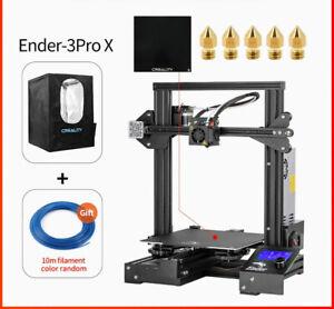 3D Ender-3 Pro Printer Masks Magnetic Build Plate Resume Failure Printing KIT Me