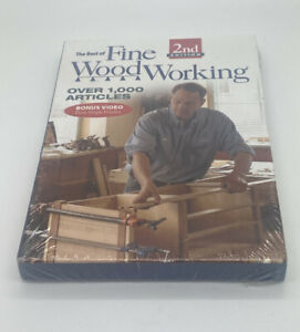 Best Of Fine Woodworking: Over 1,000 Articles 2nd Edition w/ Update PC MAC DVD