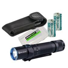 Olight M2T Warrior 1200 lumen CREE LED Tactical Flashlight with batteries