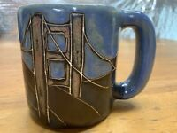 Design By Mara Golden Gate Bridge Coffee Mug Cup New