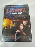 La Tienda Stephen King Fraser C Heston Ed Harris - DVD Slim REGION 2 Nuevo