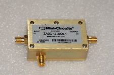 Mini-Circuits COUPLER ZADC-13-2000-1 SMA TYPE
