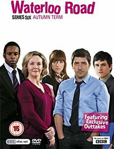 Waterloo Road: Series 6 Autumn Term Dvd Brand New & Factory Sealed (2011)