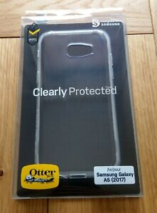 OTTERBOX CLEARLY PROTECTED CASE FOR SAMSUNG GALAXY A5 2017 - CLEAR