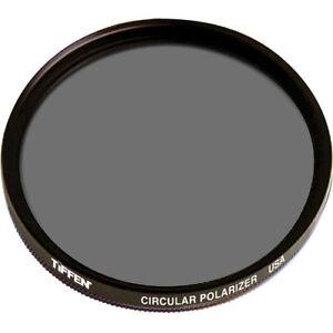 New Tiffen 62mm Circular Polarizing Filter Polarizer Filters MFR # 62CP
