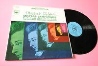 Mozart Bruno Walter N 38/40 CBS Italy 1967 NM Klassik Stereo