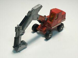 matchbox kingsize hydraulic excavator 1970 k-1