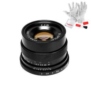 7artisans 35mm F2 Full Frame Sony E Mount Lens For A7 A7II A7R A6500 A6300 A6000