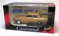 Ford Corsair - Gold 1:43 SCALE Diecast Metal Model, 1/43 Scale