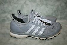 Adidas Gray Climacool Breathable Spikeless Golf Shoes 10.5 / 44.5