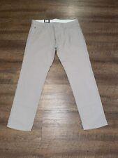 Bamboo Stretch 5-Pocket Pant - Grey Mist / 38 / 32 Style Ls661
