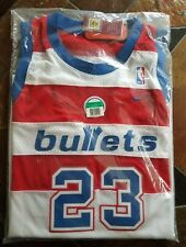 Authentic Michael Jordan Washington Bullets NBA Swingman Jersey XL Nike Wizards