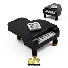 Lego Grand Piano Teclado Con Música Hoja-Lego City Banda De Concierto