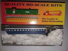 NIB MDC Roundhouse Products HO Scale 50' PASSENGER CAR 5009 BALTIMORE & OH Kit