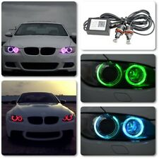 Bmw E92 328i 335i E93 Led Marker Angel Eyes Halo Rings RGB WIFI Remote Control
