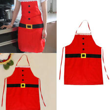 christmas novelty kitchen cooking apron party xmas fun gift s - Christmas Apron