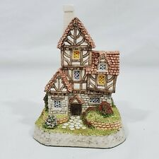 New ListingDavid Winter The Quacks Cottage 1993 Signed Original Box Coa Hand Made & Painted