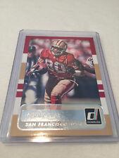 2015 Panini Donruss Football Jerry Rice San Francisco 49ers base card #164