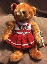HIGH SCHOOL MUSICAL cheerleader plush teddy bear Disney 2006 toy