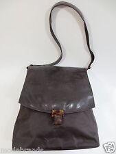 ESPRIT Tasche Shopper Umhängetasche Leder-Imitat braun vintage /W35