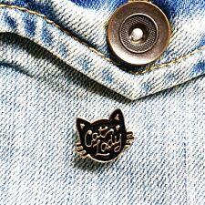 Cat Lady Enamel Pin Stocking Stuffer