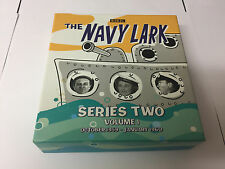 The  Navy Lark : v. 1: Series 2 by AudioGO Limited CD-Audio, 2004) 6 CD MINT/EX-