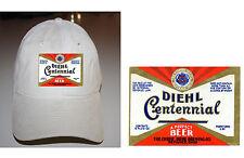 CHRIST DIEHL BEER LABEL BALL CAP