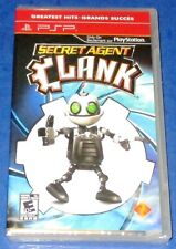 Secret Agent Clank Sony PSP - Factory Sealed!! Free Shipping!!