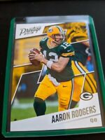 2018 Panini Prestige Football #176 Aaron Rodgers Green Bay Packers NFL Card