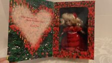 "MARIE OSMOND~""VALENTINE'S DAY""~GREETING CARD DOLL"