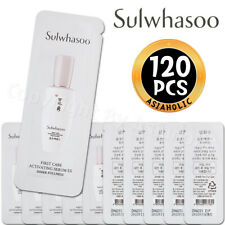 Sulwhasoo First Care Activating Serum EX Inner Fullness 1ml x 120pcs (120ml) New