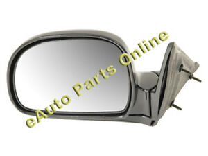 SIDE VIEW MIRROR 94-98 S10 BLAZER JIMMY BRAVADA MAN LH