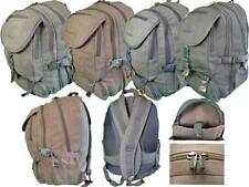 Up to 40L Canvas Unisex Adult Laptop Friendly Luggage