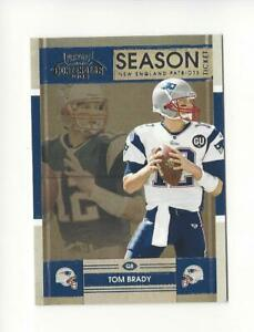 2008 Playoff Contenders #58 Tom Brady Patriots