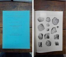 SACCHI VIALLI G., CANTALUPPI G.I nuovi fossili di Gozzano (Prealpi piemontesi)