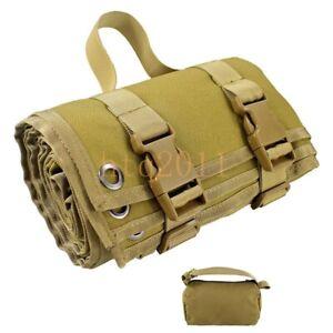 Tactical Non-Padded Shoot Mat Rifle Gun Target & Gun Rest Sand Bag for Hunting
