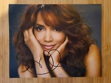 """Halle Berry  Hand Signed Autograph  8x10"""" Photo 4459"""