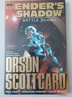 ENDER'S SHADOW: BATTLE SCHOOL HARDCOVER MARVEL COMICS BOOK ORSON SCOTT CARD NEW