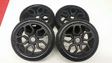 4 New ARRMA Typhon 6s blx DBOOTS Exabyte Tires & 17mm Wheels Newest style
