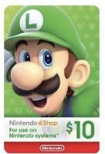 Nintendo Eshop Card Email In Desc