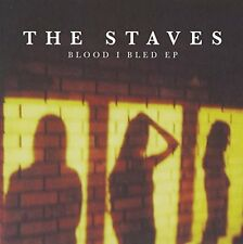 The Staves - Blood I Bled [CD]