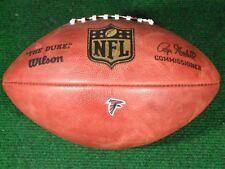 New Team Issue Atlanta Falcons Wilson NFL The Duke Official Game Football USA