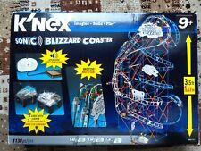 Knex Achterbahn - Sonic Blizzard Coaster